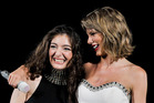 Taylor Swift and Lorde are close friends. Photo / Getty