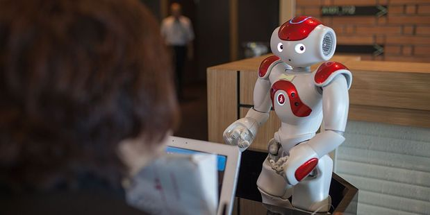 The property was recognised by the Guinness World Records as the 'first robot-staffed hotel' in the world. Photo / Getty Images