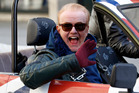 Chris Evans seen filming scenes for Top Gear at the BBC, Portland Place on February 19, 2016 in London. Photo / Getty