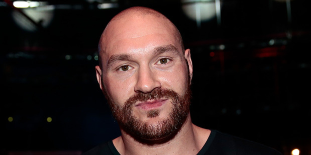 Troubled British boxer Tyson Fury. Photo / Getty Images.