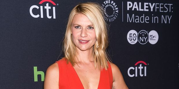 Claire Danes was banned from entering Manila after she criticised the city. Photo / Getty Images