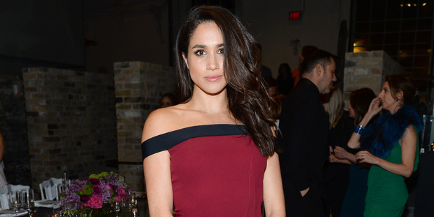 Actress Meghan Markle. Photo / Getty Images
