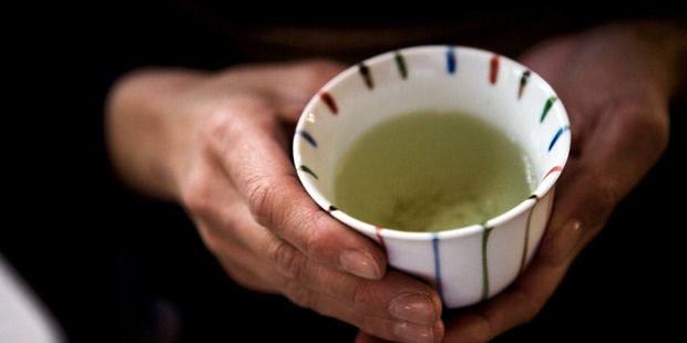 Switch your regular cup of tea for green. Photo / Getty