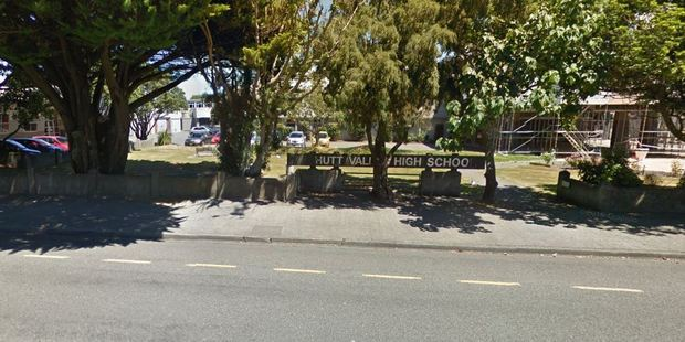 Four Hutt Valley High School students have been suspended after a fight on Monday. Photo / Google