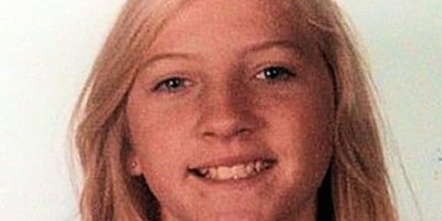 Michael Lane, 27, is accused of murdering 19-year-old Shana Grice, above, after she decided to renew a relationship with her ex-boyfriend Ashley Cooke Photo / Sussex Police