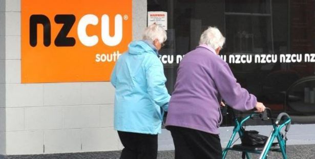 Credit Union South will close its branches in Greymouth, Timaru, Oamaru and Gore by the end of the month. Photo / Allied Press