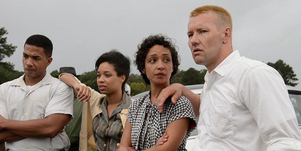 Loving tells the true story of Richard and Mildred Loving, whose inter-racial marriage was deemed illegal in Virginia.