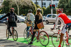 Despite a growing cycling population, police are dishing out far fewer infringement notices. Photo/Supplied