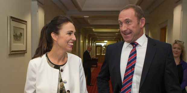 Ardern confirmed as new Labour deputy