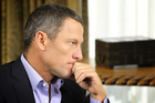 Lance Armstrong says watching his old interviews makes him cringe. Photo / Getty