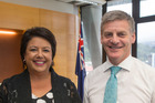 Women's minister Paula Bennett says Bill English set a good example as Finance Minister in his promotion of women. Photo/ Mark Mitchell