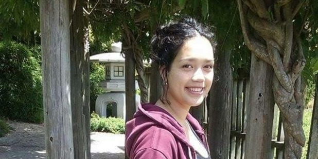 Ocean Heke, known as Lovey, who was killed by drunk driver Broc Kawhena on March 3, last year. He admitted causing her death in court today. Photo/File