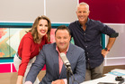 The AM Show presented by Amanda Gillies, Duncan Garner and Mark Richards.