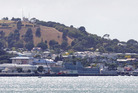 The majority of the navy's property portfolio, $353.8m worth, is in Devonport where the naval base is located. Photo / NZH Greg Bowker