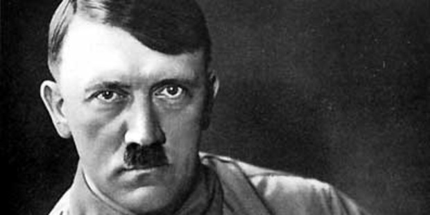 On occasion Adolf Hitler was not afraid to appear ridiculous or buffoon-like if it meant staying in the headlines.