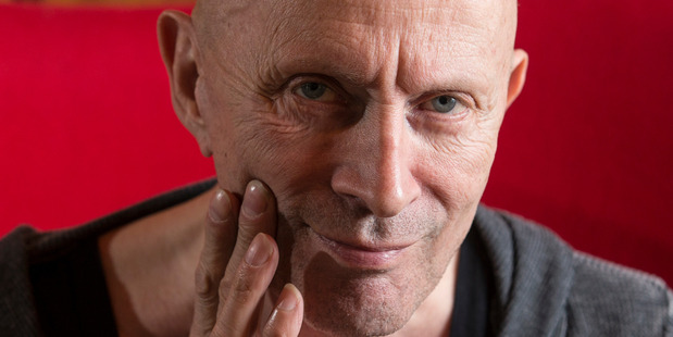 TIME WARPED: Richard O'Brien will celebrate his 75th birthday with a charity event in Tauranga. PHOTO / FILE