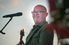 Dave Dobbyn is hitting the road again to celebrate 40 years of hits. Photo /Andrew Warner.