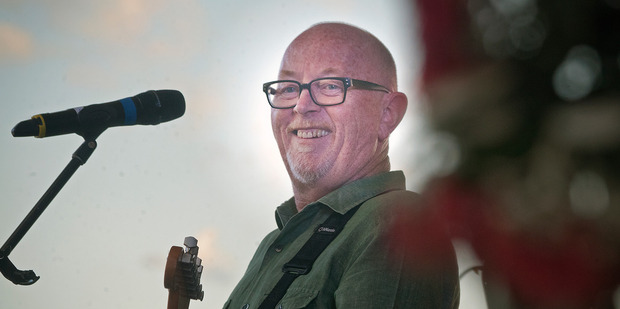 Loading Dave Dobbyn is hitting the road again to celebrate 40 years of hits. Photo /Andrew Warner.