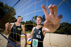 TOP FORM: Sam O'Dea, left, and Ben O'Dea played superbly to win bronze in Australia. PHOTO: FILE