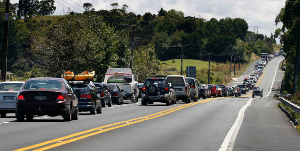 A proposed highway between Warkworth and Wellsford will cut seven minutes off travel times, according to transport officials.