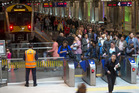 Commuters at Auckland's Britomart are told to expect delays. Photo / File