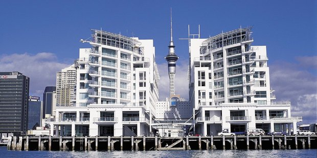Auckland's supply of hotel rooms is shrinking while demand continues to increase, putting New Zealand's tourism growth at risk, says commercial real estate company Colliers International. Photo / File