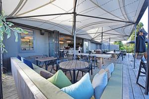 Waihi Hotel Restaurant. Photo/George Novak