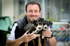 Napier SPCA manager Bruce Wills says a potential joining of regional SPCA's is a