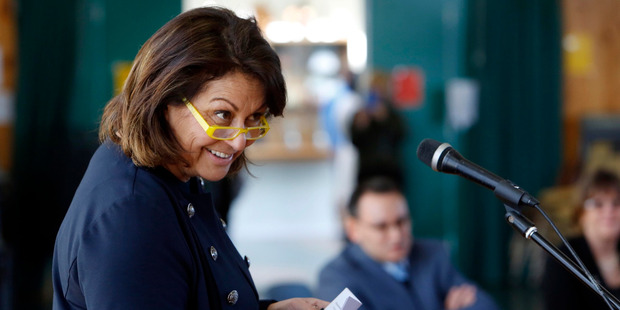Education Minister Hekia Parata. Northern Advocate photograph by John Stone