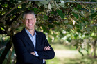 Lain Jager says the kiwifruit industry is once again in a sweet spot with promising export prospects in the US and Middle East.Picture / Jamie Troughton