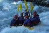 Taking a mental health day in a PVC raft. Photo/http://www.trr.co.nz