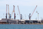 A partial sale of Napier Port may be considered if expansion plans receive resource consent. Photo/Duncan Brown.
