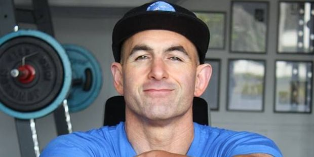 David Robson has spent the last eight years turning his knowledge of fitness into a passion for helping people with disabilities.