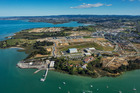 An aerial view of Hobsonville which is a property development 'hot spot'. Photo / Supplied