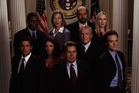 The West Wing wrapped in 2006 after seven seasons having forged a close relationship with the White House and counting former US President Bill Clinton among its biggest fans.