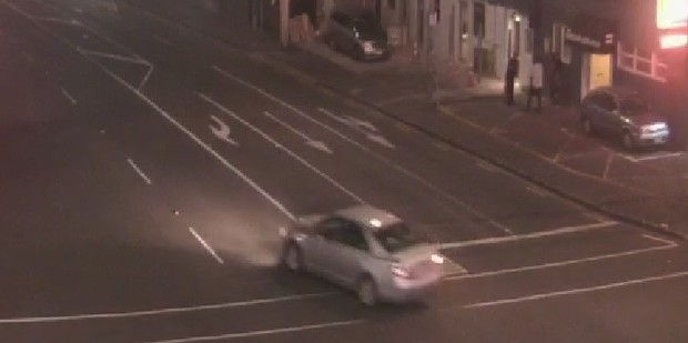 Loading Police investigating the vicious assault of a woman at a Riverhead quarry want to hear from anyone who recognises this car. Photograph/Supplied
