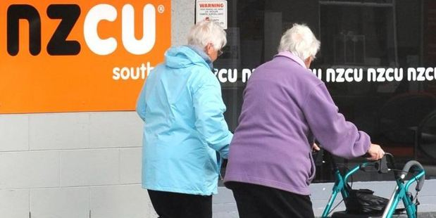 The Credit Union in Greymouth will close. Photo / File