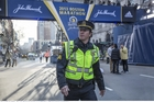 Mark Wahlberg's made-up character in Patriots Day anchors every key moment of an otherwise highly accurate recreation of the Boston bombing. Photo / Supplied