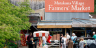 Matakana Village Farmers' Market. File photo / Richard Robinson