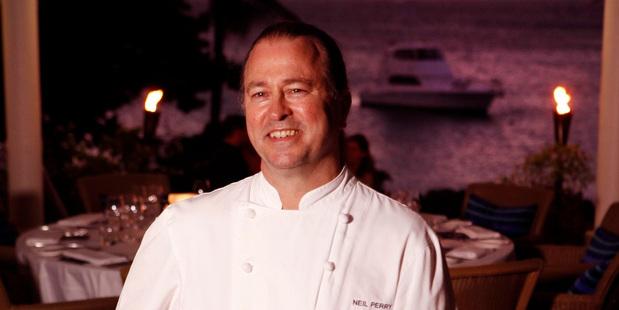 Australian chef Neil Perry.