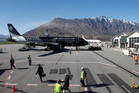 Queenstown Airport. Photo / Mark Mitchell
