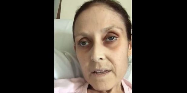 Loading Lisa Magill posted a harrowing video update of her cancer detailing just how much pain she is in. Photo / Facebook / Terminally Fabulous
