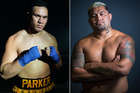 Joseph Parker will fight at Vector Arena in May followed by UFC Fight Night 110 in April. Photosport/Greg Bowker