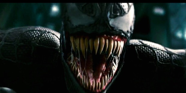 Loading Venom last appeared in Spider-Man 3 played by Topher Grace