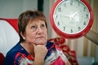 Margaret Richardson has cancer in her lung, spine, chest wall and rib. She was told it would be a 12 week wait to see an oncologist at Tauranga Hospital.