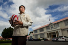 Rotorua Boys' High School student Rayna Whakaari has signed with the Sydney Roosters.  Photo/Ben Fraser