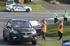 Police and Plunket have teamed up to check cars to see if children have been appropriately restrained. Photo/John Borren