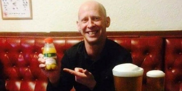 Kevin Ryan was was nearly one-and-a-half times the drink drive limit. Photo / Facebook
