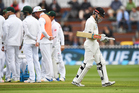 Kane Williamson was among the Black Caps to fall early on day three. Photo / photosport.nz