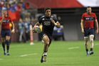 Isaac Te Tamaki in action at the 2017 Vancouver Sevens. Photo / Photosport.